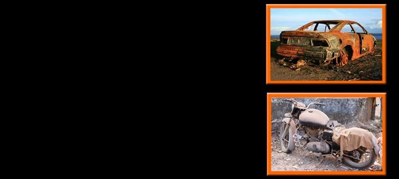 RUSTYCO rūdžių šalinimo priemonė nuo automobilių ir motocikų